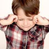 子供が癇癪を起こす