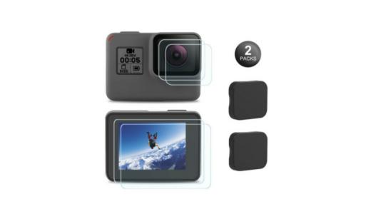 GoPro用液晶保護フィルム