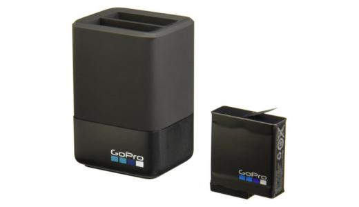 GoPro用おすすめバッテリーとチャージャー
