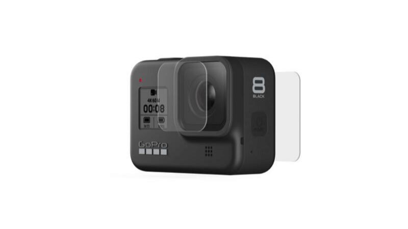 GoPro液晶保護フィルム