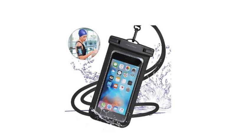 Iphone8用防水ケース