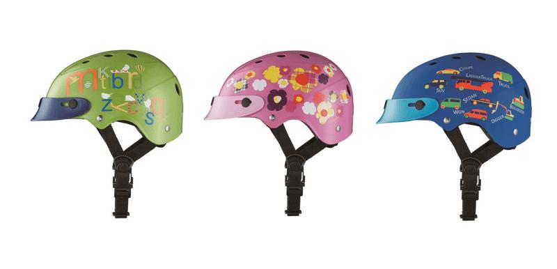 ブリジストンのヘルメット