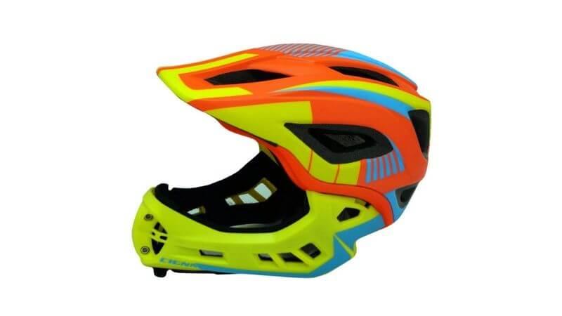 ストライダーチンガードヘルメット