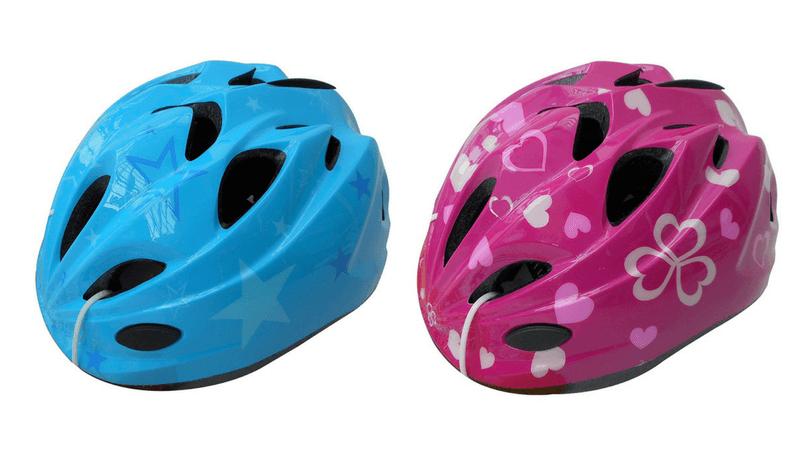 サギザカのヘルメット