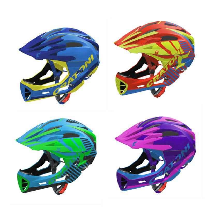 CRATONI クラトーニのフルフェイスヘルメット