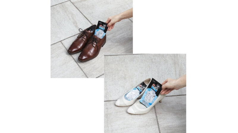 革靴用除湿剤