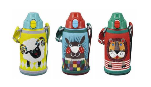 【厳選】かわいい「子供用ステンレス水筒」まとめ!失敗しない2WAY(ストロー&直飲み)ボトルの選び方【キッズボトル】