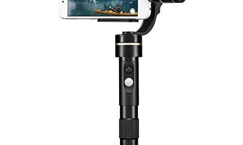 【iPhone対応 】カメラスタビライザーおすすめランキング!手振れなしの滑らか動画が簡単撮影