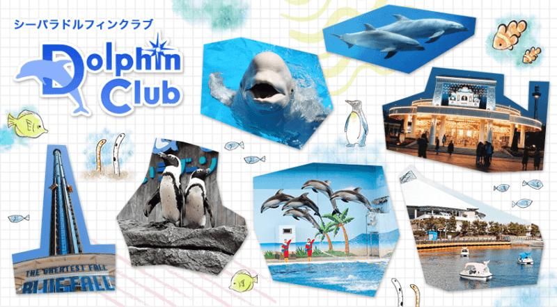 八景島シーパラダイスドルフィンクラブ