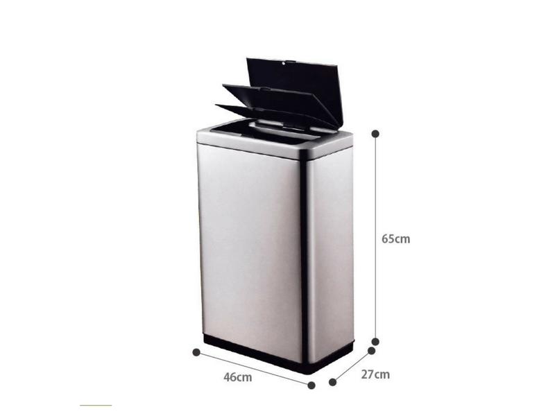 IKEAのセンサー付きゴミ箱
