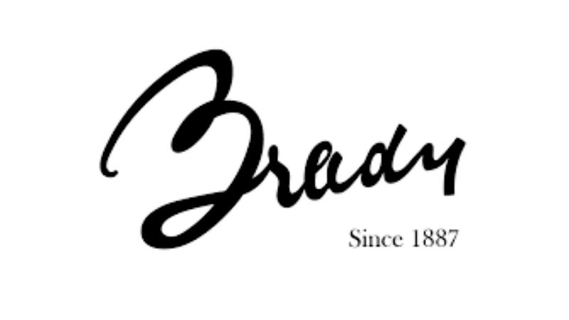 ブレディのロゴ