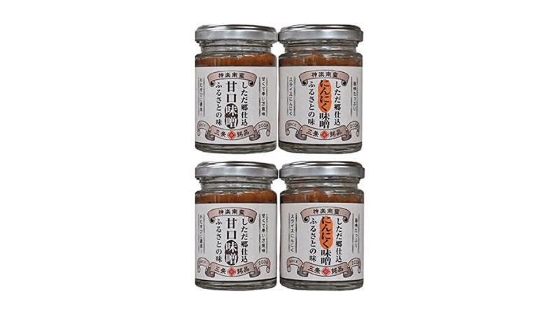 新潟の辛味調味料