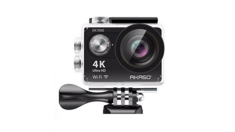 AKASOのアクションカメラ