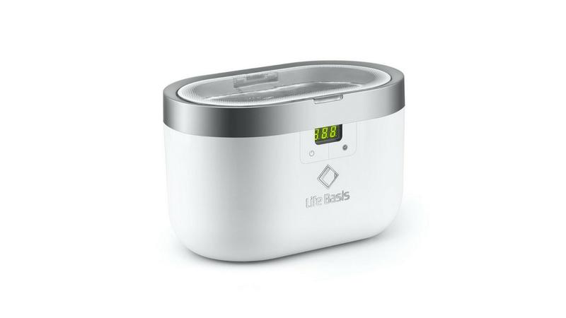LifeBasis超音波メガネ洗浄機