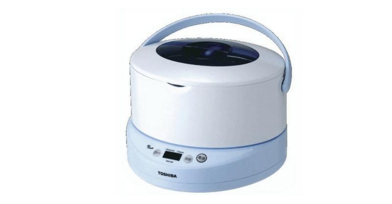 TOSHIBA超音波メガネ洗浄機