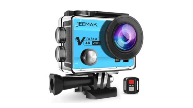 Jeemakアクションカメラ