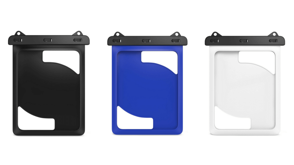 AticiPad用防水ケース