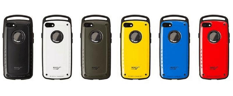 ROOT CO.のiPhone用耐衝撃ケース