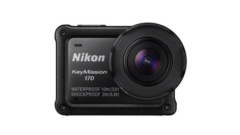 NikonKeyMission 170