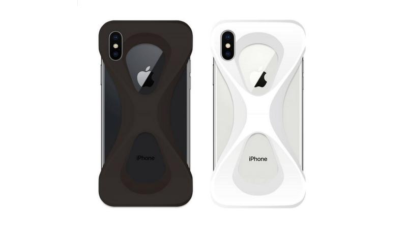 PalmoのIphoneX用耐衝撃ケース