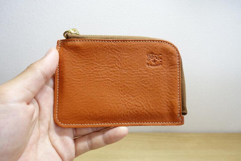イルビゾンテ のL時ミニ財布