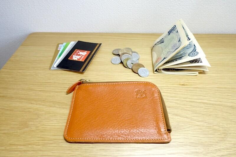 イルビゾンテの財布とお金とカード類