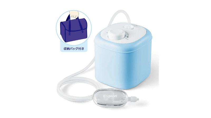 ピジョンの鼻水吸引機