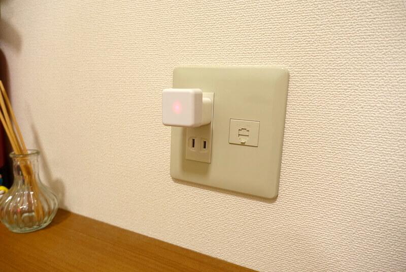 Wifiアクセスポイントを設置