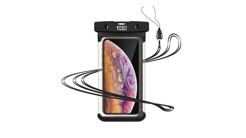 iPhonexrの防水ケース