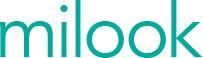 milookのロゴ