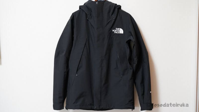 ノースフェイスマウンテンジャケット