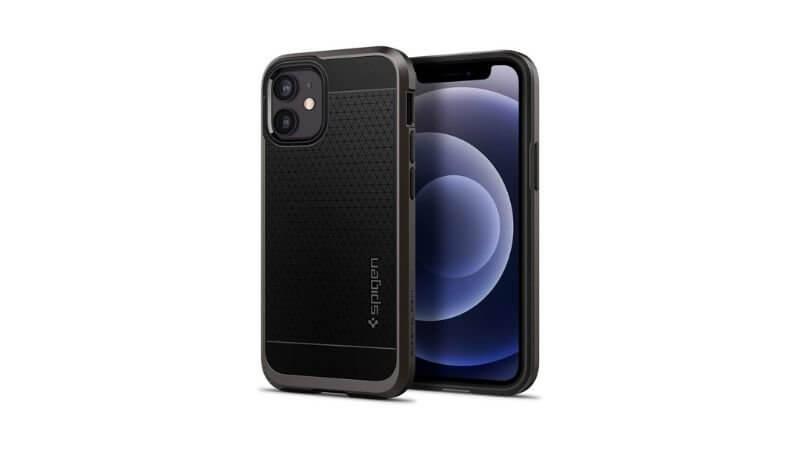 SpigenのiPhone12 miniケース
