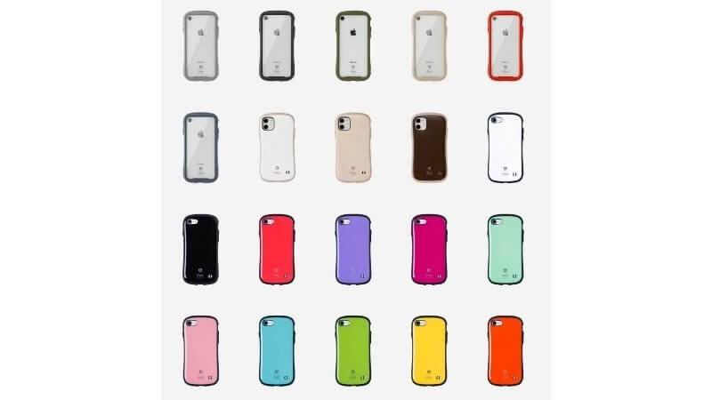 iFaceのiPhone12 miniケース