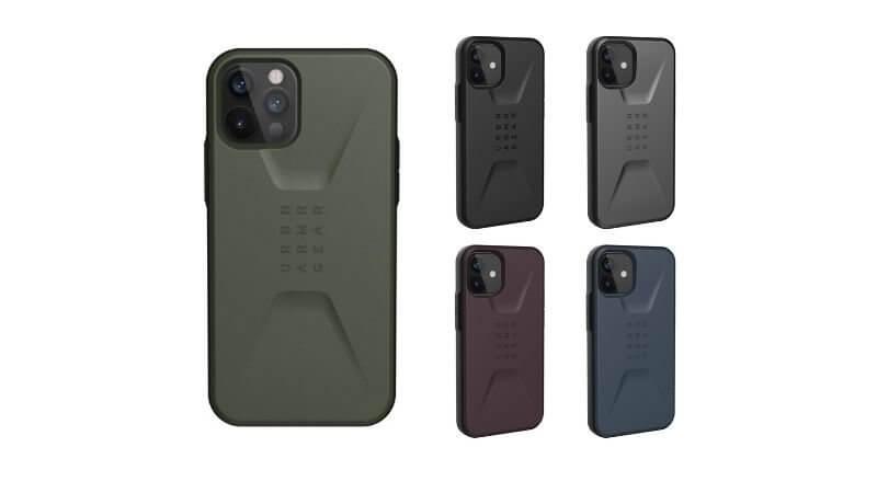 URBAN ARMOR GEARのiPhone12 miniケース