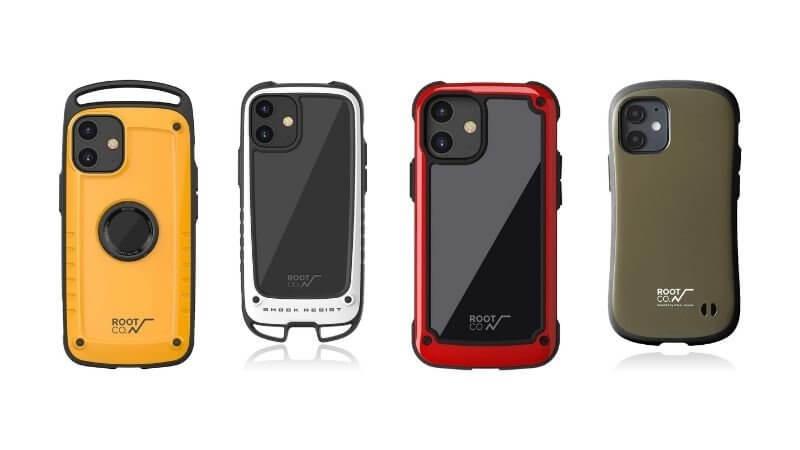 iFace × ROOT.COのiPhone12 miniケース