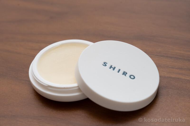 SHIROの練り香水