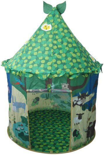 スパイスの子供用テント