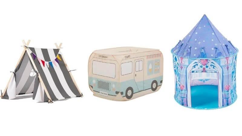 子供用テントの形