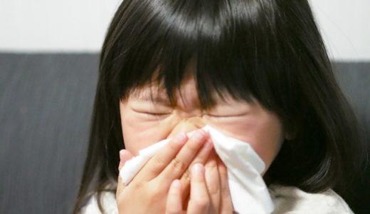 子供(2歳)に対して「鼻のかみ方」をわかりやすく教える簡単な方法