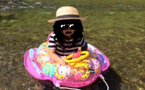 沖縄で川遊びするなら本島北部の「羽地大川」がおすすめ!幼児でも安心して遊べる隠れスポット