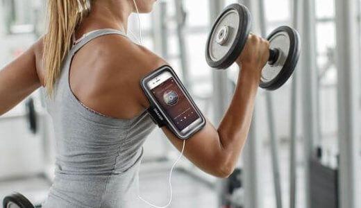 【iPhone8/7/Plus対応】ランニングに便利なおすすめ「アームバンド」まとめ!防水素材で音楽やアプリが使える