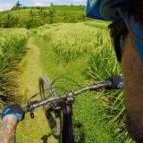 GoPro自転車