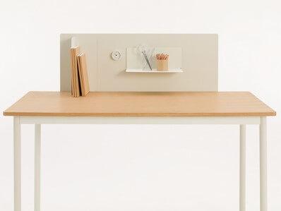 【レビュー】無印良品の木製デスク(システムタイプ)を買った!自宅のパソコンデスクにおすすめ
