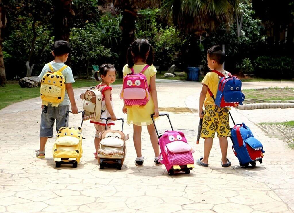 子供用おすすめスーツケース