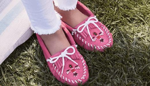 キッズ用「モカシンシューズ」のおすすめランキング5選!ママとおそろいコーデができる人気子供靴