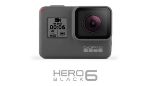 GoProHERO6Blackの発売が決定!価格・発売日・予約方法・新機能をまとめた最新情報