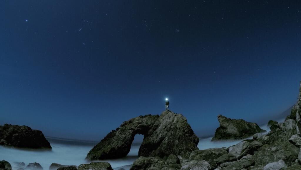 goprohero6で撮影した夜景