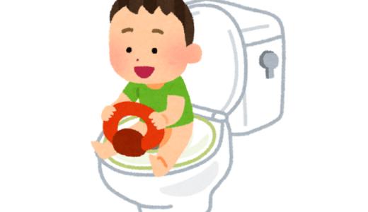 3段階のステップで子供(2歳8か月)をトイレトレーニング!犬から学んだやり方を実践して4か月間で完成